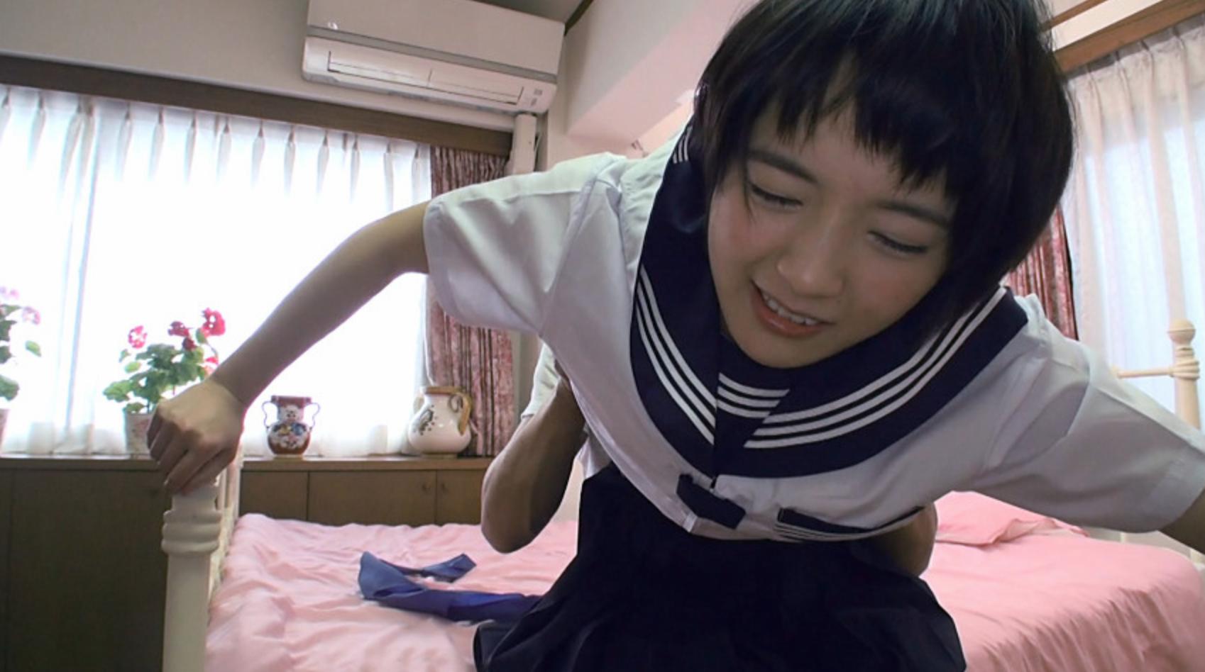 『向井藍』の魅力②|屈託のない笑顔